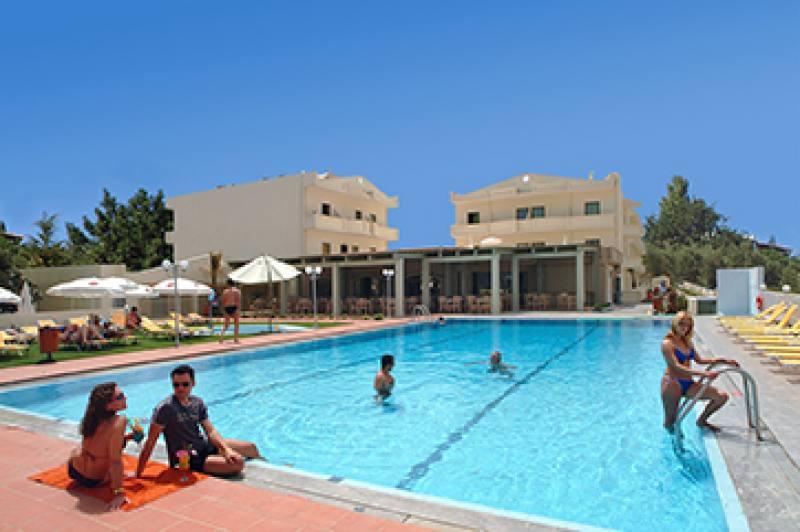 Hotel Mareblue Neptuno Beach - Amoudara - Heraklion Kreta
